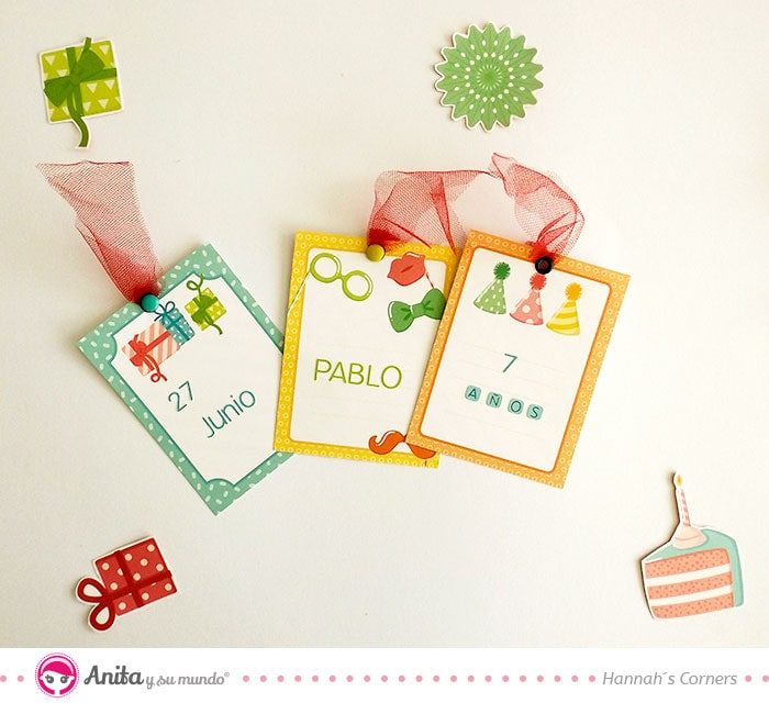 como decorar tarjetas scrap