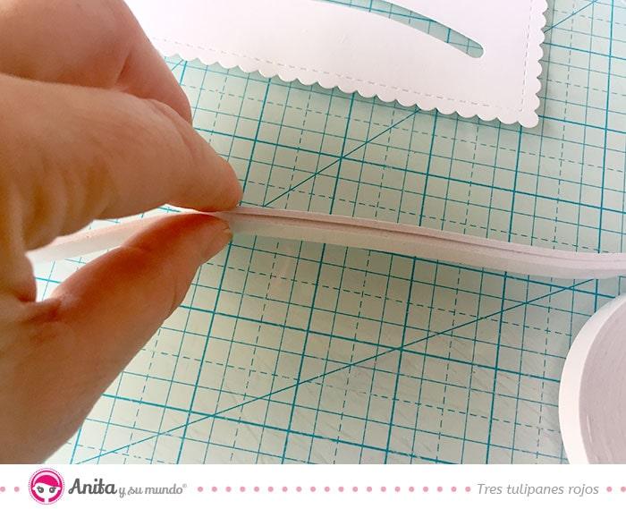 usos de la cinta adhesiva 3d en manualidades