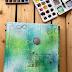 Carpeta para pintar con acuarelas