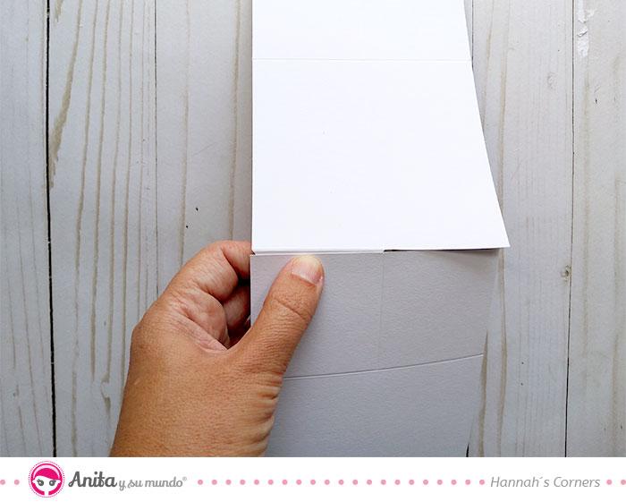 como hacer una card in box facilmente