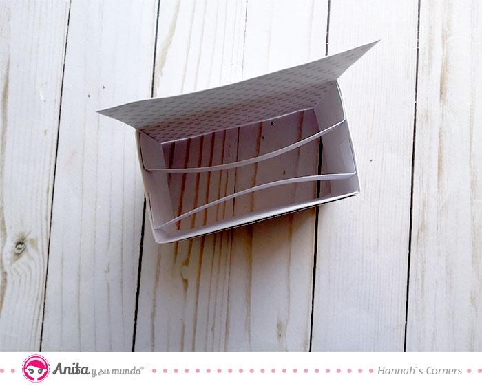 estructura completa de una card in box