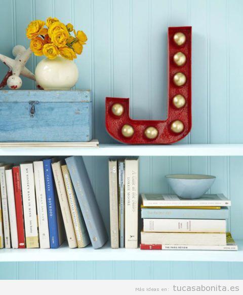 Manualidades originales y bonitas para decorar la casa 2