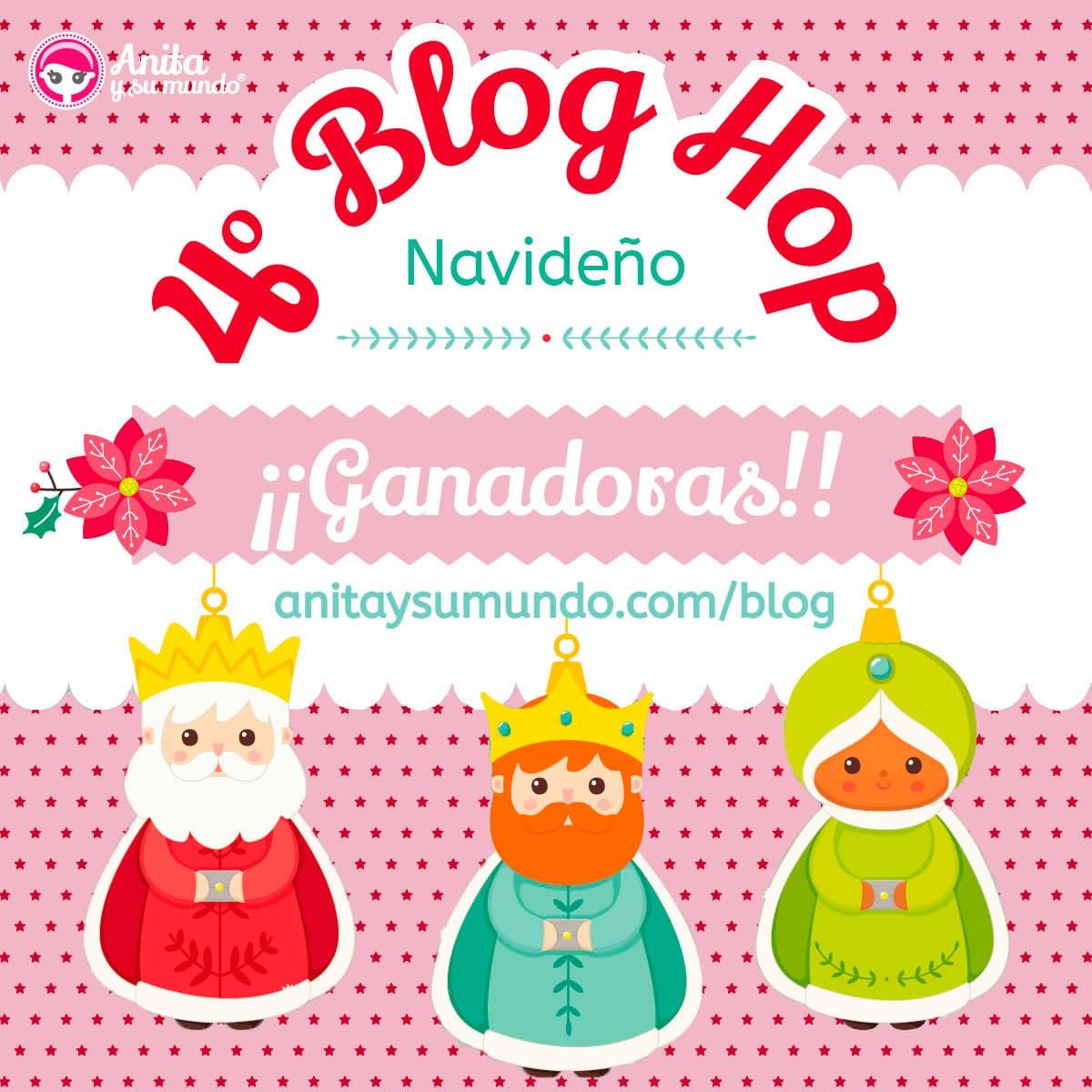 ganadoras cuarto bloghop navideño