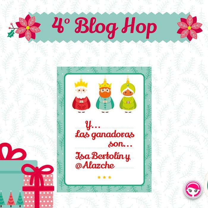ganadoras del cuarto blog hop de anita y su mundo