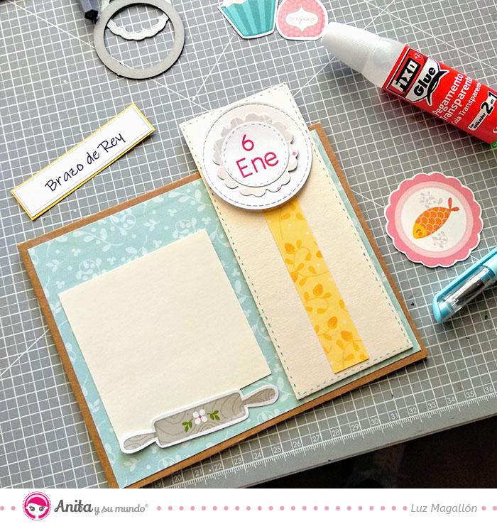 cómo decorar con papeles bonitos