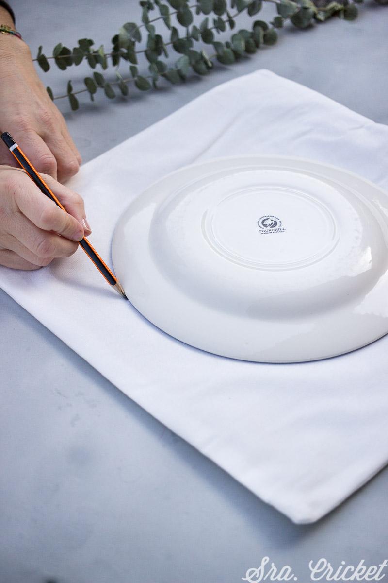 como hacer un cojin