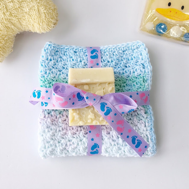 toalla crochet