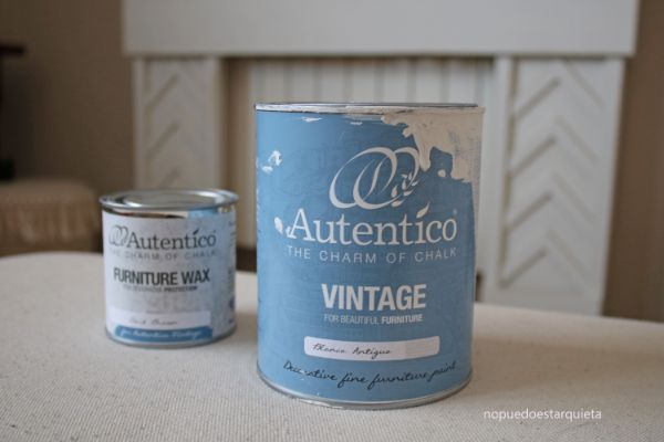 Chalk paint autentico