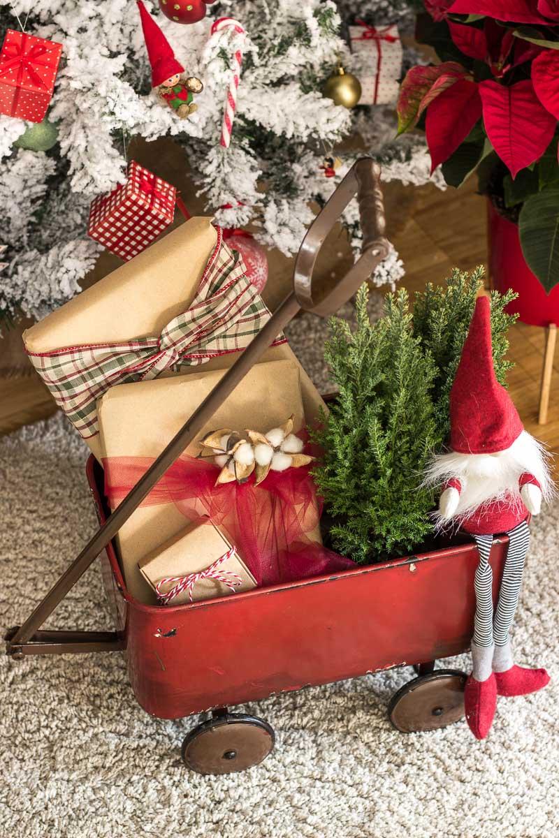 color para decorar la navidad