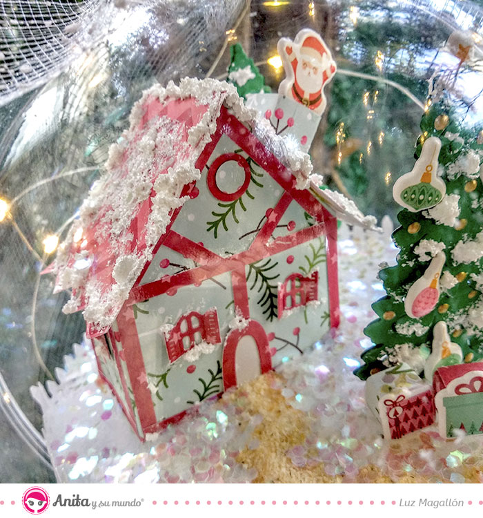 como hacer adornos arbol de navidad personalizados