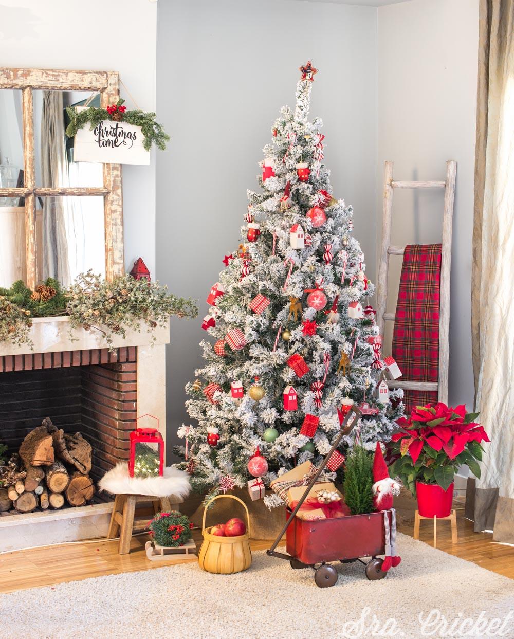 decoración navidad clasica