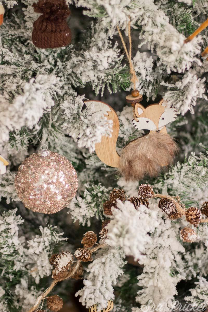 decoracion navidad en dorados
