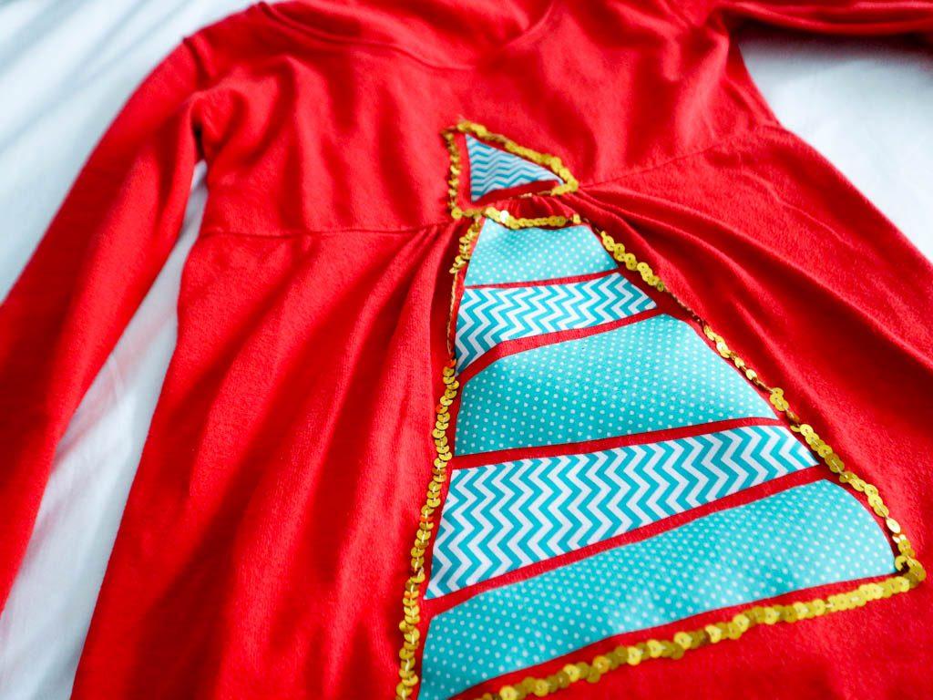 jersey de navidad diy