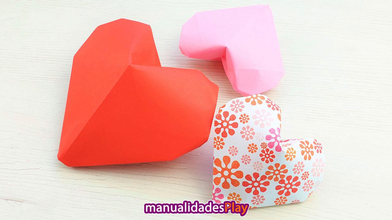 Corazones inflables para regalar en San Valentín