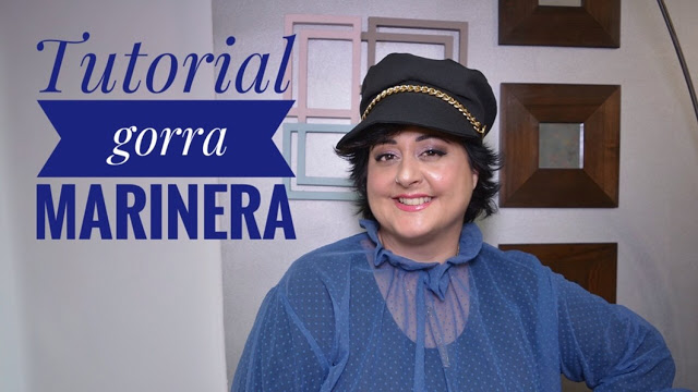 tutorial gorra marinera