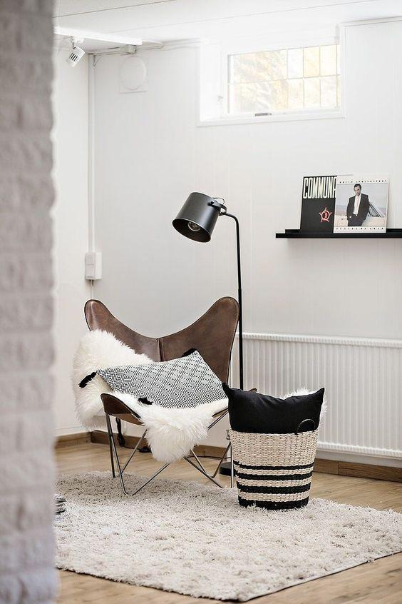 Rincones de relajación en casa