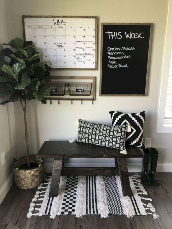 Pizarras para decorar tu casa