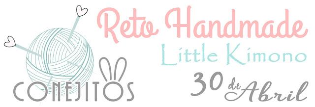 Reto Handmade: CONEJITOS