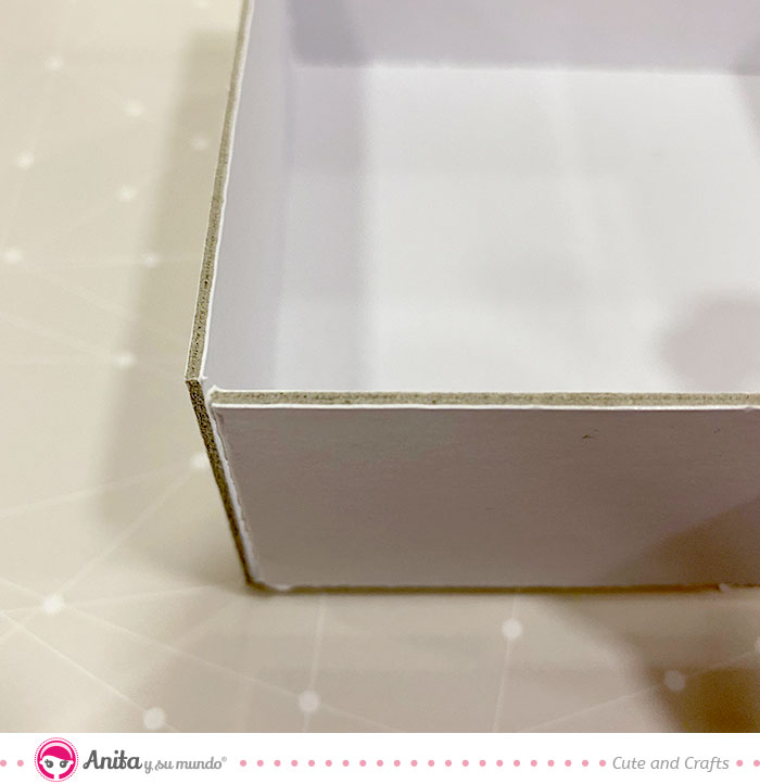 como ensamblar una caja de carton contracolado