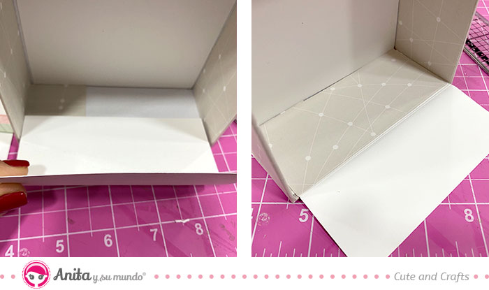 como hacer bisagras para hacer cajas
