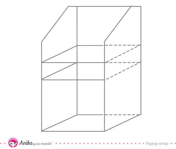 como hacer un mueble de cartón