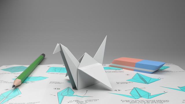 origami japonés
