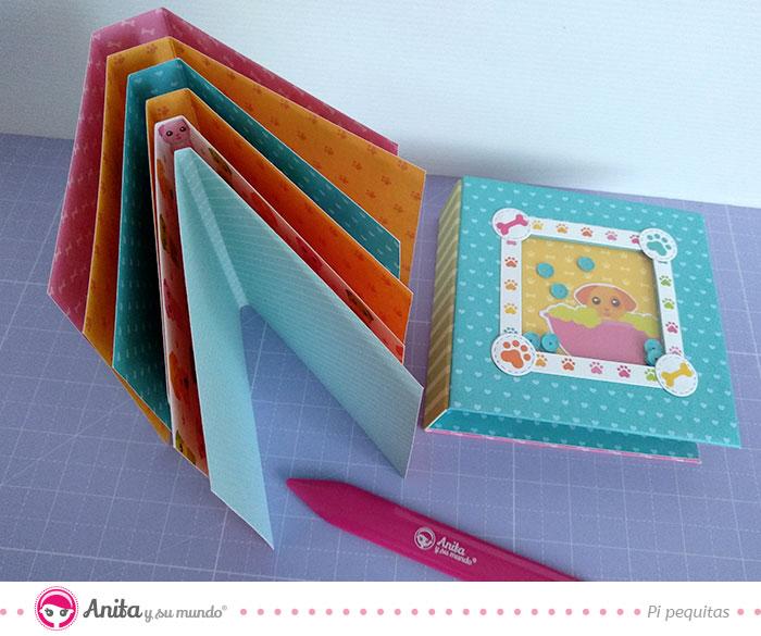 paginas interiores scrapbook