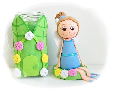 frasco-decorado-con-fofucha-hada-ideas-para-reciclar-frascos-de-cristal-creando-y-fofucheando