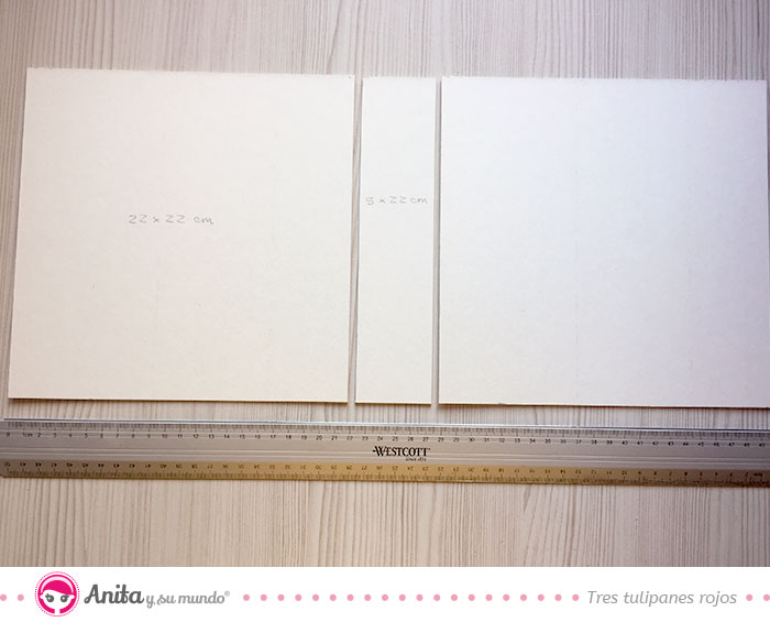 base para hacer un mini album con libro de dedicatorias