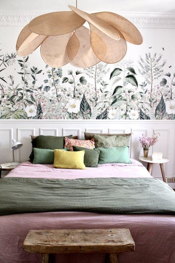 Objeto_decorativo_Lámpara_pétalos_decoración_inspiración_dormitorio-07