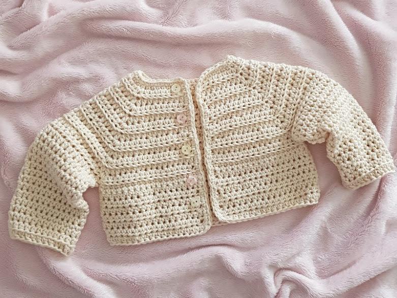 Chaqueta de bebé #cardibebedbp