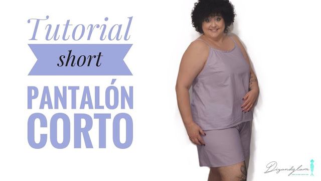 Tutorial pantalón corto de pijama