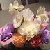 Flores de papel crepé: rosas, narcisos y calas