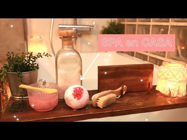 Como hacer BOMBAS de Baño ?| SALES AROMATICOS | EXFOLIANTE casero ? SÚPER fácil!
