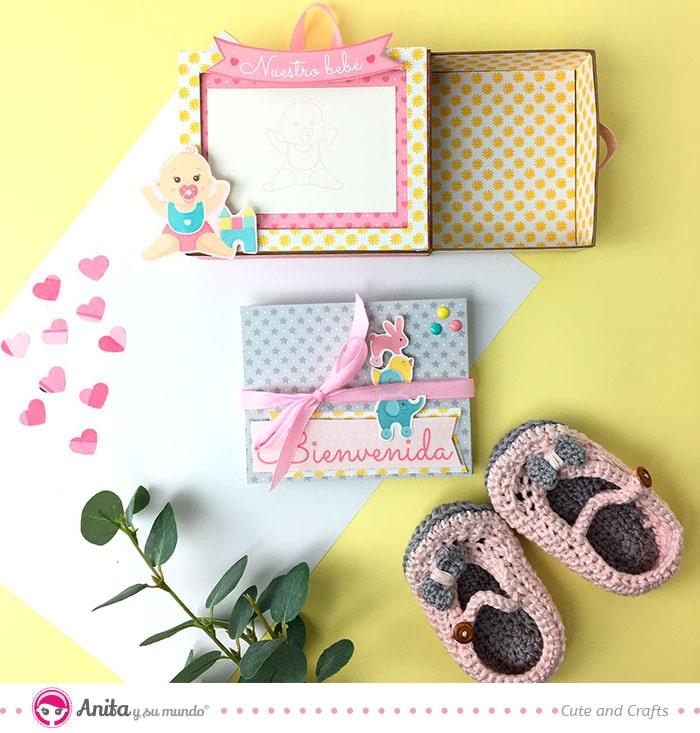 regalos originales para recién nacidos hechos a mano