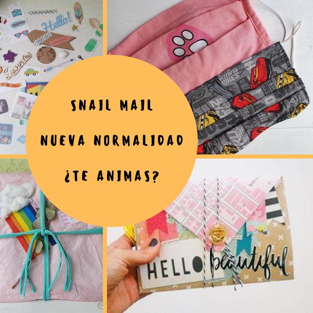 Snail Mail «Nueva Normalidad»
