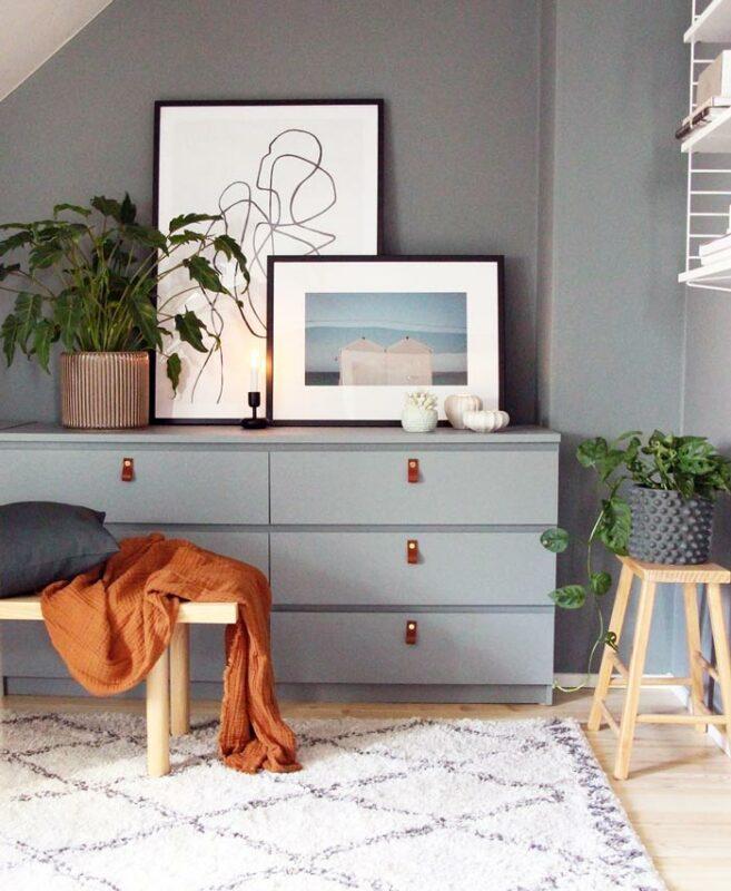Tunear la cómoda Malm de Ikea
