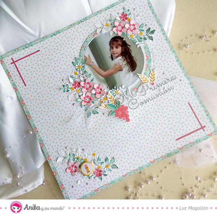 tutorial regalos personalizados layout de comunion