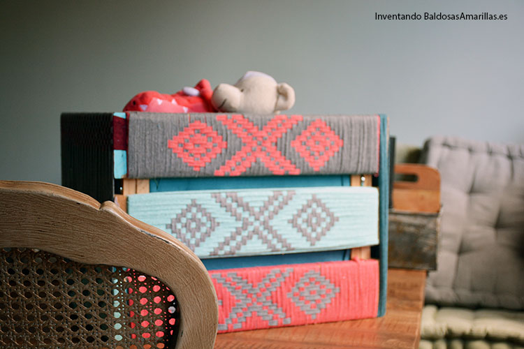 caja-decorada-telar-sin-bastidor