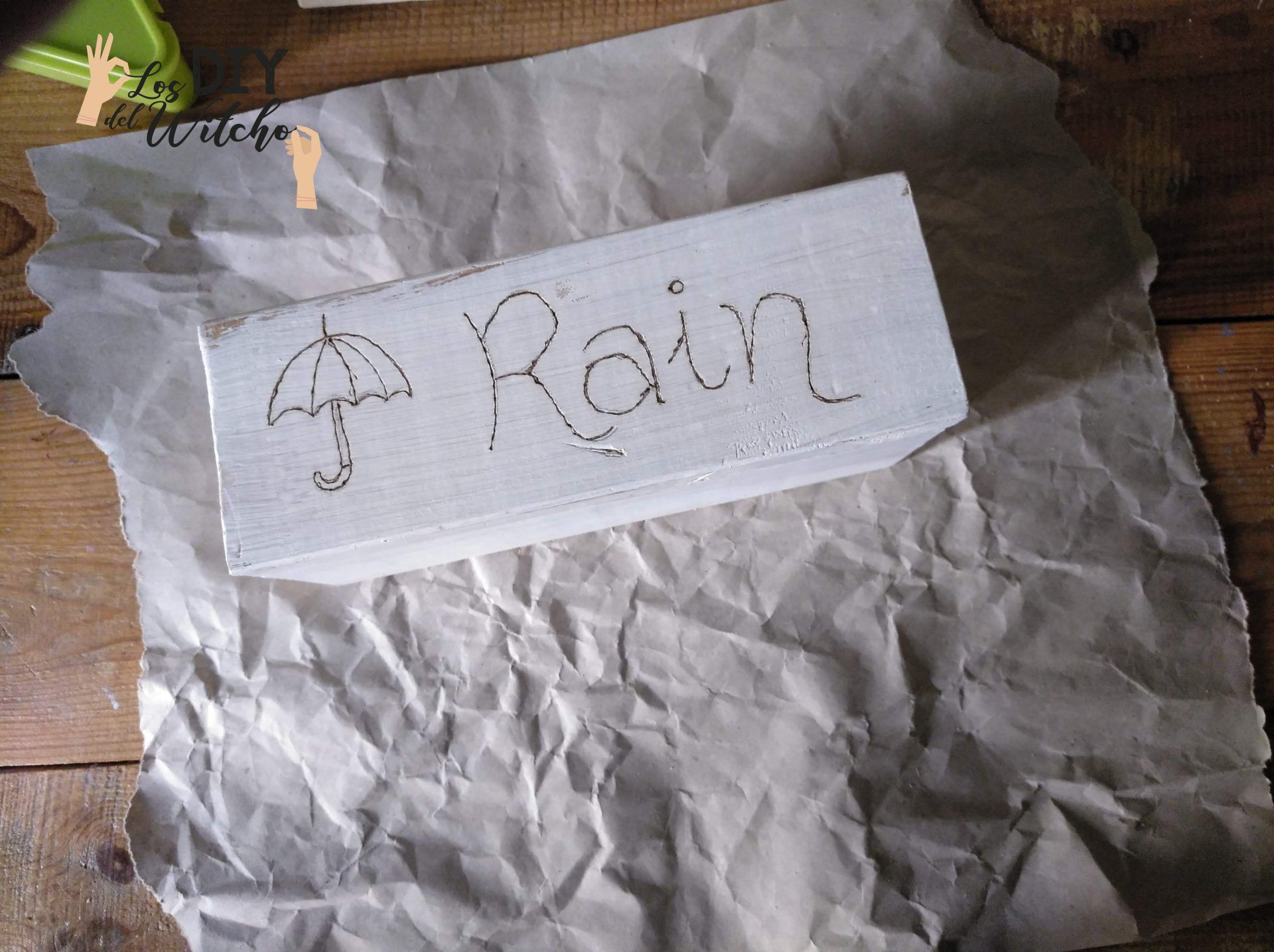 soporte para paraguas