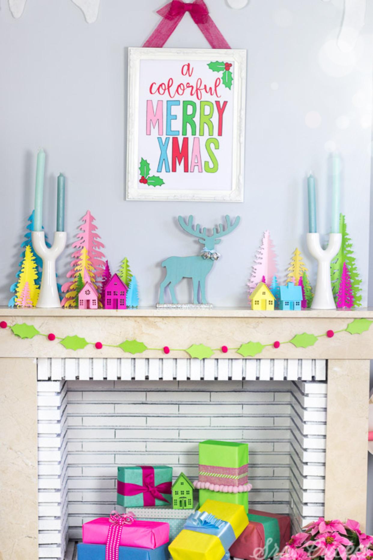 decoracion de navidad infantil