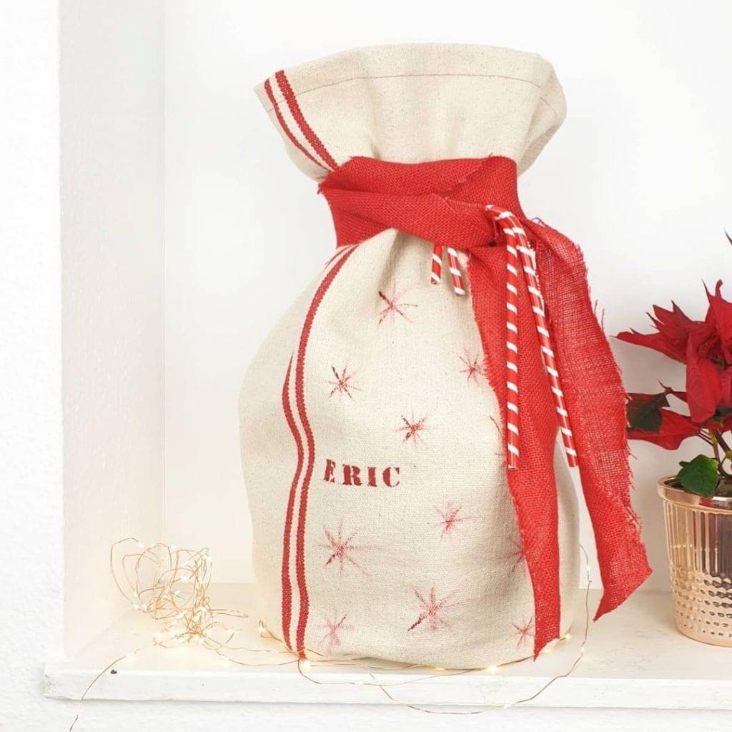saco de navidad