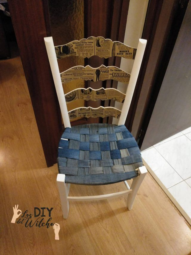 recuperar silla