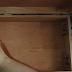 Reciclado de una caja de madera con craquelado y decoupage