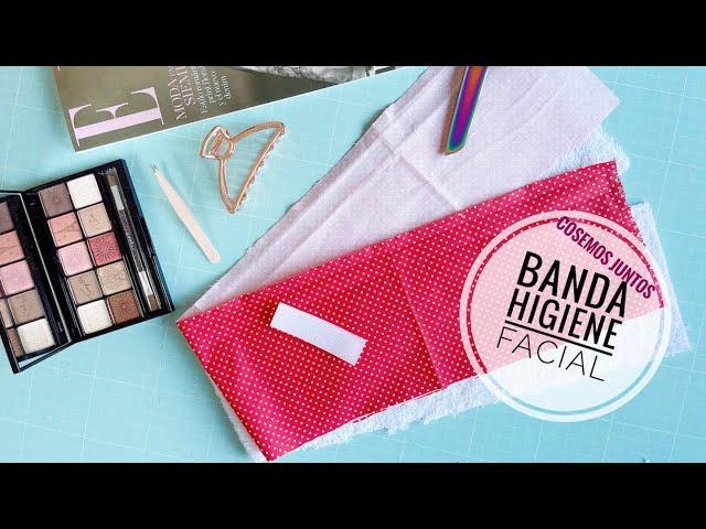 Cosemos juntos Banda o diadema higiene facial