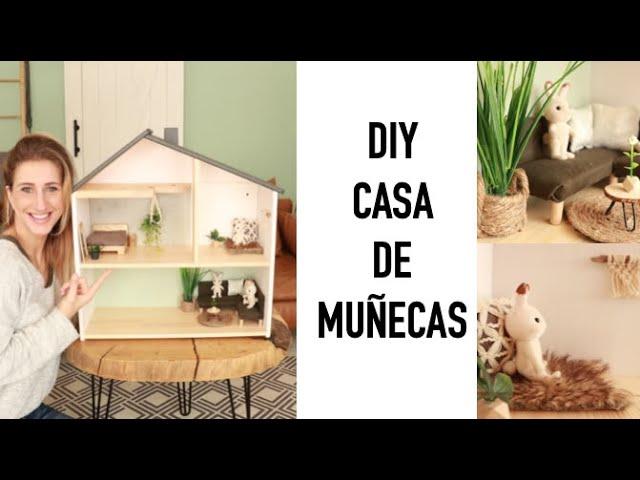 CASA DE MUÑECAS | MANUALIDADES EN MINIATURA