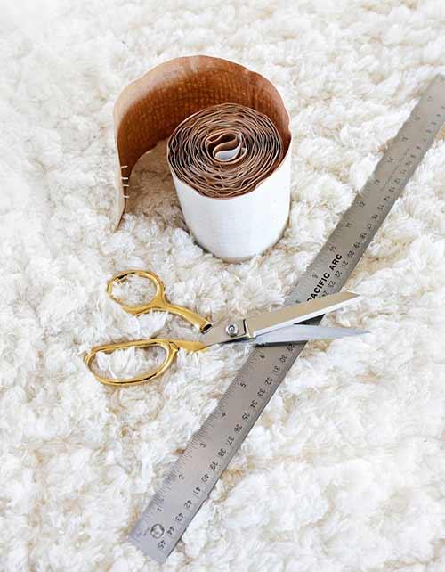 Tutorial para alfombras pequeñas
