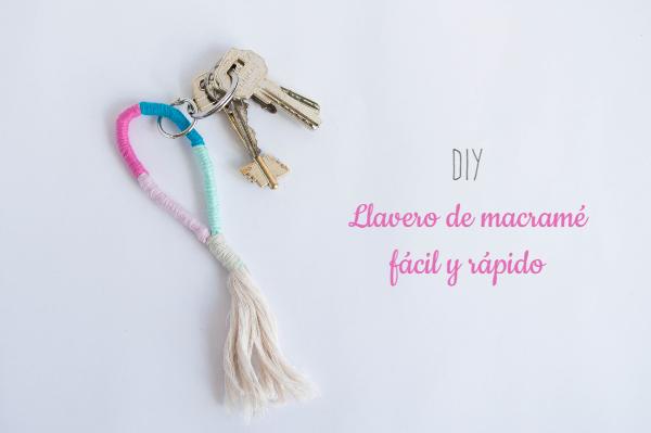 DIY-llavero-macrame-facil