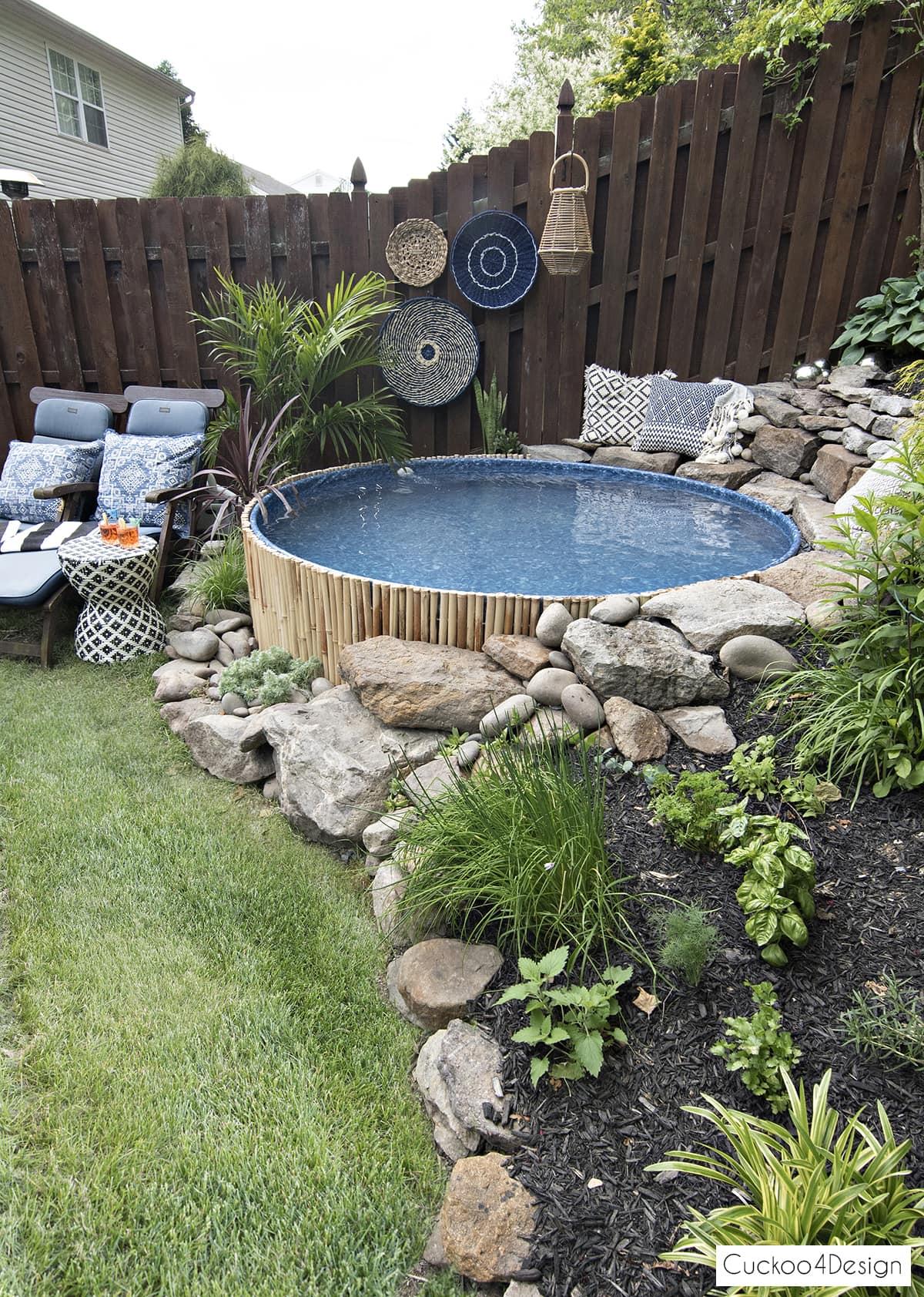 Piscinas para el jardín