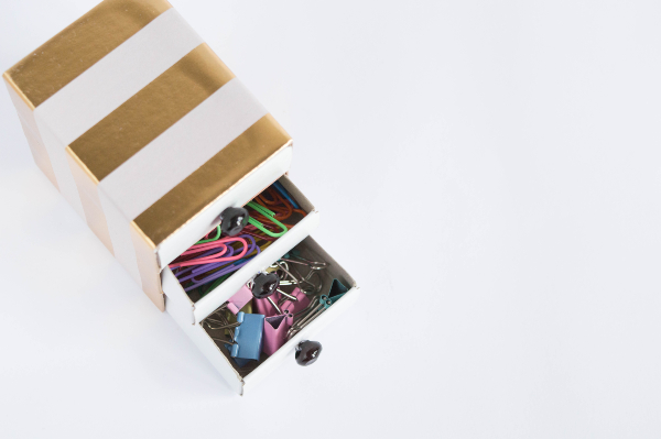 diy-minicajonera-escritorio-cajas-cerillas